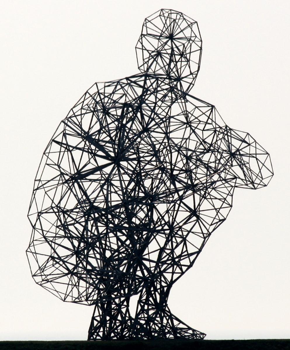 wire man